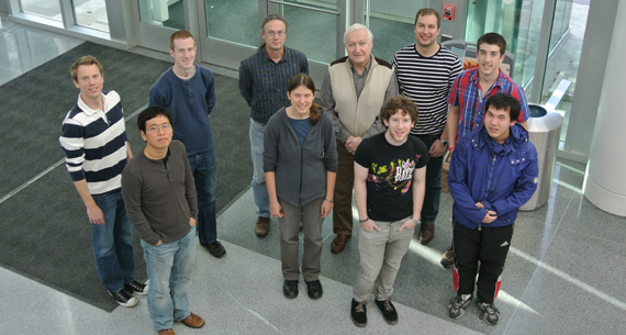 Cornell g-2 group at Cornell Laboratory for Accelerator Research CLASSE