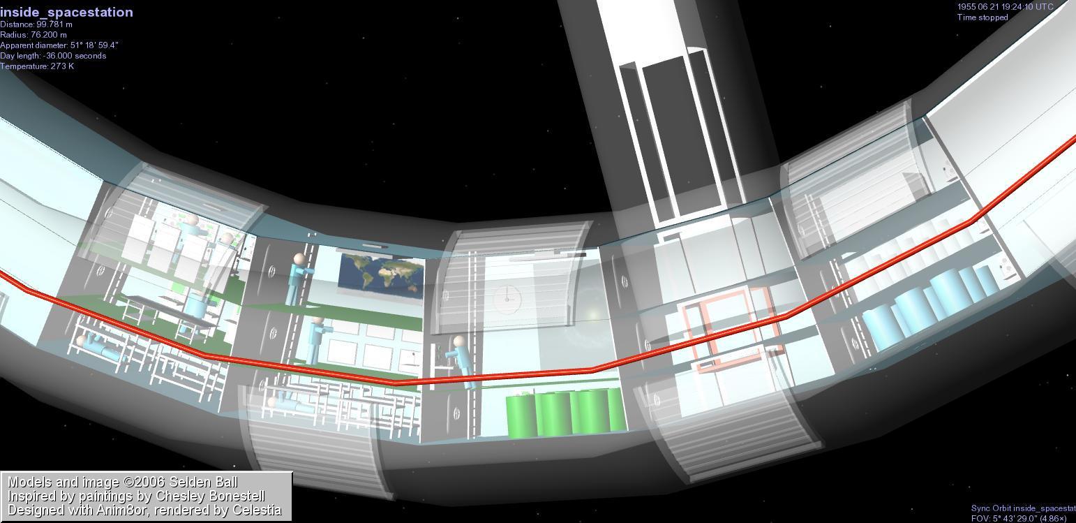 von braun space station - photo #7