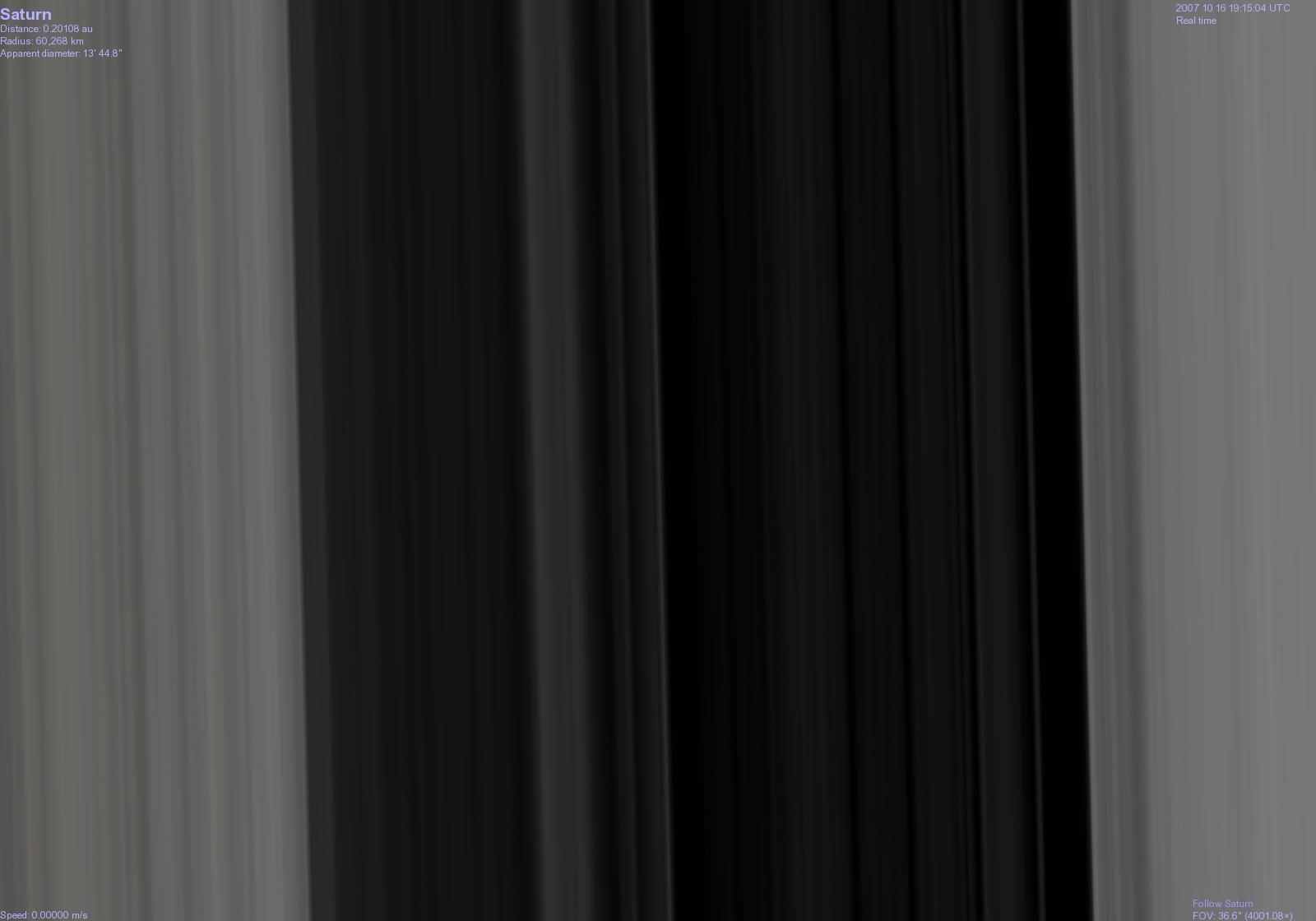 Saturn's Rings - Celestia Users - Celestia Forums